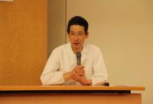 双葉郡未来会議 season 5 /特集!J-VILLAGE より西芳照さん((株)DREAM24代表/サムライブルーの料理人)の報告