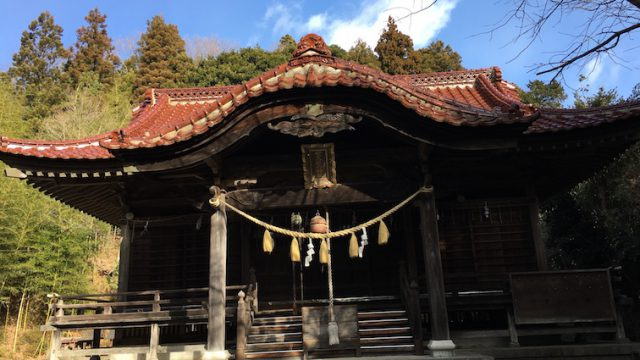 四十八社山神社2018