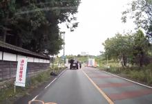 20171015 浪江町35号室原ゲートー大堀往復(車載二倍速)