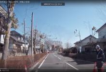 20180307 双葉町新山ー郡山ー中田(車載2倍速)