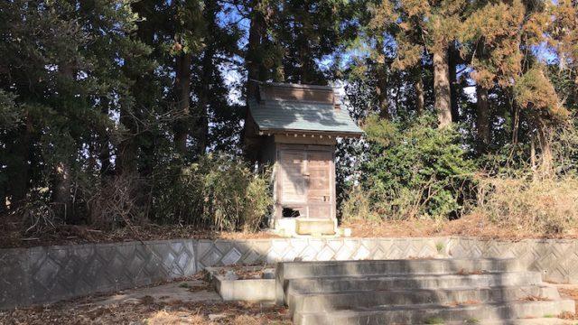 諏訪神社(熊川)2018