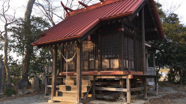 熊野神社(浪江町)2018
