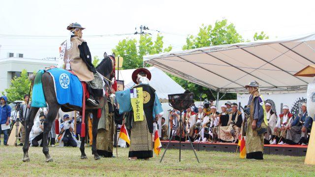 標葉郷野馬追祭り(2018)
