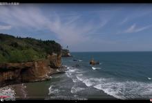 20190726 富岡町小浜海岸