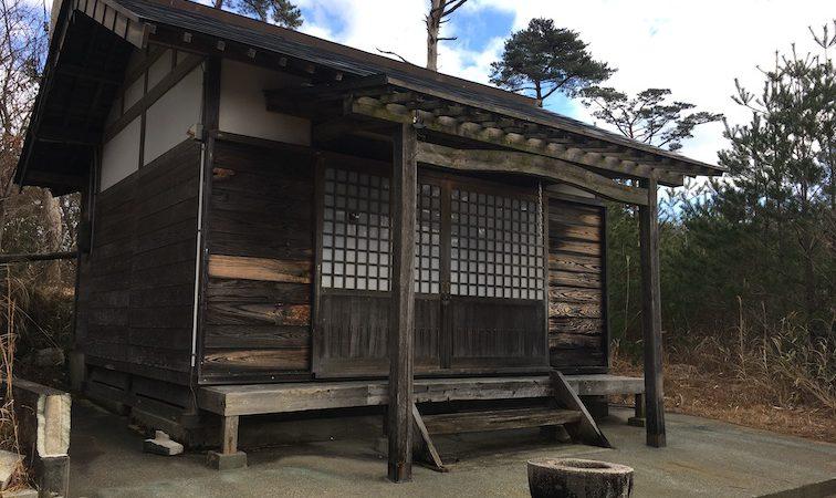 20190113 大熊町/聖徳太子神社