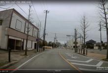 20200304/双葉町/駅前〜旧道ー牛踏(車載2倍速)