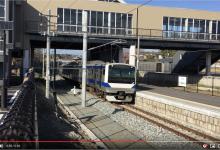 20200312/大熊町/JR大野駅/試運転