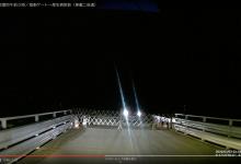 20200304/双葉町午前0時/海側ゲートー厚生病院前/動画(車載二倍速)