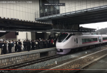 20200314/JR常磐線全線再開通ドキュメント/双葉駅