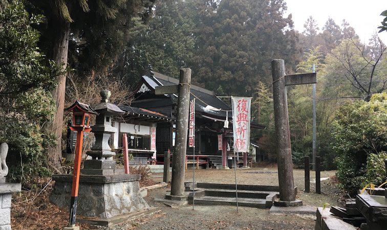 津島稲荷神社/八幡神社