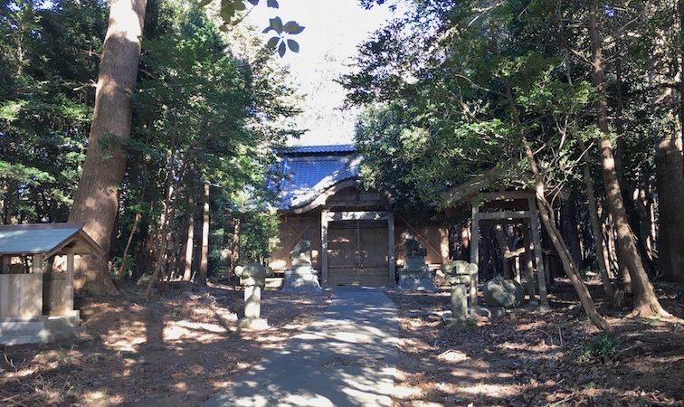 貴布袮神社/山神社