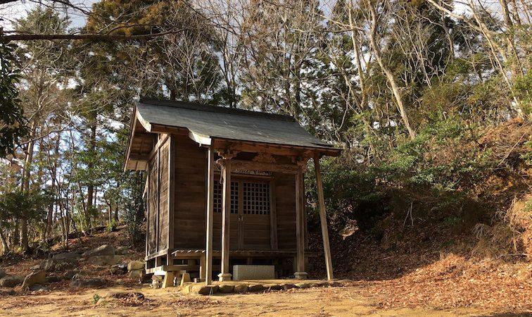 八龍神社(立野)