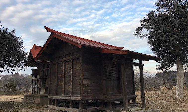 稲荷神社(北幾世橋)