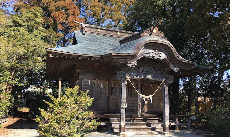正八幡神社(郡山)