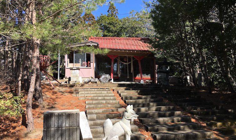 稲荷神社(中田)