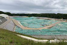 20200614 熊川海岸、中間貯蔵、栽培漁業センターなど