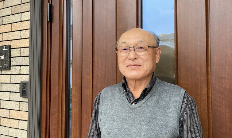鎌田 清衛さん|大熊町