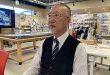 寺崎秀一さん | JR常磐線元富岡駅駅長