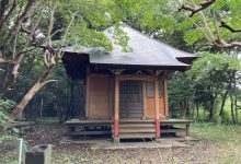 黄金山神社(棚塩)